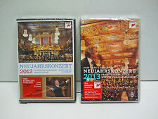 2 DVD - NEW YEAR'S CONCERT 2012 & 2013