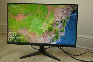Gaming Monitor Acer KG271 Bmiix 27 inch FHD 1920x1080 75 Hz AMD FreeSync Black