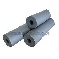 2 m PE Isolierung Rohrisolierung Rohrdämmung 9, 13, 20, 25mm, Clipse, Klebeband