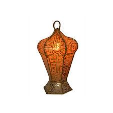 Arabian Gold Lantern 28 inch - Handmade