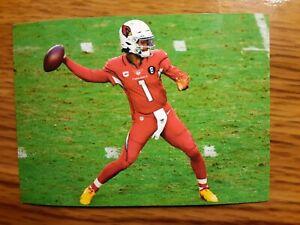 Kyler Murray Cardinals Football 4x6 Game Photo Picture Card