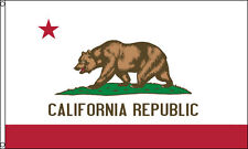 3x5 California Flag 3'x5' House Banner grommets super polyester