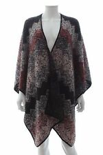 Missoni Wool Crochet-Knit Shawl / Multi