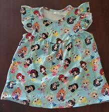 Girls Disney Princess Pearl Dress Fast Shipping