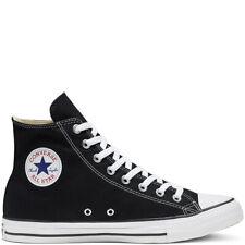 Scarpe donna ragazzi Converse Chuck Taylor All Star M9160c nero sneakers alta