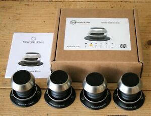 """Townshend Audio Seismic Isolation Pods """"A"""" (5.2Kg to 16kg)"""
