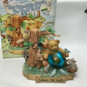 """Abraham - """"You're Friendship Means The World To Me"""" - Numbered Ltd Ed 706876i"""