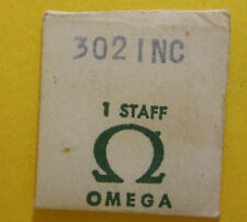 OMEGA WATCH BALANCE STAFF MODEL 302 SALE IS FOR 1 STAFF