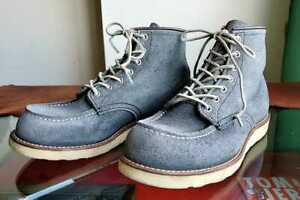 Red Wing 799 Red Wing 8143 Suede Irish Setter 9E About 27Cm Slate Blue No.462