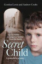 GORDON LEWIS __ SECRET CHILD  __ BRAND NEW  __ FREEPOST UK