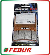 Pastiglie Freno DID Zcoo B002 EX Moto Guzzi 1100 California/ EV 01-06