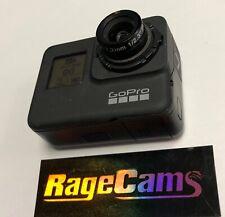 Gopro Hero7 Black Modified IR Full Spectrum Infrared Ghost Hunting 7.2mm Zoom 4K