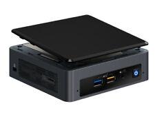 mini Office Büro PC System Intel NUC8i3BEK i3-8109U 2x3.0GHz 8GB DDR4 500GB SSD