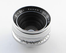 Schneider XENON f:1.9 / 50mm für Kodak Retina Reflex S/III/IV/Instamatic (Mo7)