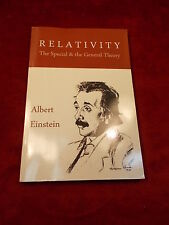 "NM 2010 BOOK ""RELATIVITY, THE SPECIAL & THE GENERAL THEORY"" ALBERT EINSTEIN"