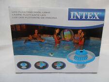 Intex PureSpa Floating LED Hot Tub Light - Flood & Disco Settings. SALE!