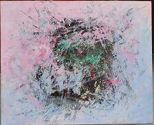 Abstrakte Komposition Ölbild Modern Art Kunst