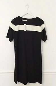 Pendleton Dress XL Women's Career Essential Black White New with Tag!