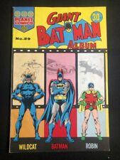Giant Batman Album Silver Age comic book, no. 29, 1974