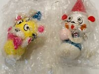 "Vintage Styrofoam Tiger Mouse NIP Made In Japan ""Sugar Coated"" 5-5.5"""