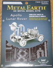 Apollo Lunar Rover Metal Earth 3D Laser Cut Metal Model Kit Fascinations MMS094