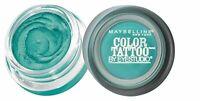 Maybelline Color Tattoo 24HR Metal Cream Gel Eyeshadow ~ 50 Edgy Emerald