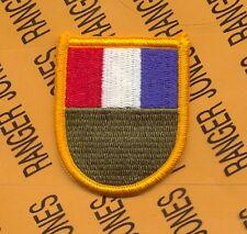 US Army SETAF Southern European Task Force Airborne beret flash patch C m/e