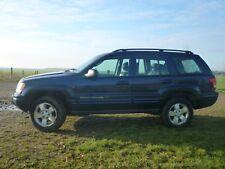 6a88712ad5 Jeep Grand Cherokee Ltd 2003 Dark Metallic Blue Diesel Automatic MOT March   19