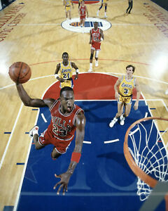Michael Jordan - Bulls, 8x10 color photo