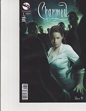 Charmed Season 10 #7 Zenescope Comic NM Seidman