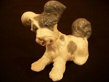 Vtg. Lladro Figurine Skye Terrier # 4643G 1970-1985 Retired over 30years