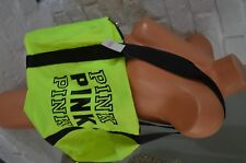 Victoria's Secret shopper tote bag gymbag gym school duffel love pink zipper