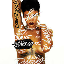 Rihanna - Unapologetic [New CD] Explicit