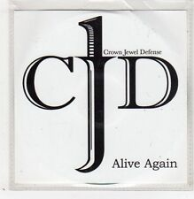 (GB769) Crown Jewel Defense, Alive Again - 2013 DJ CD