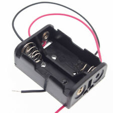 5 Pcs 2 x 23A / A23 1.5V Battery Cells Plastic Holder Storage Case Box Wired