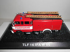 TLF 16 IFA W 50 FIRE POMPIERS BOMBEROS DEAGOSTINI ATLAS 1:72
