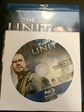 The Unit - Season 4 Blu-Ray, Disc 2 REPLACEMENT DISC (not full season)