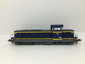 piko ho locomotive diesel SNCF BB 66000 réf. 96211