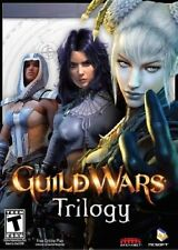 Guild Wars Trilogy  PC CD KEY Prophecies Factions Nightfall