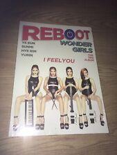 More details for wonder girls - the third album reboot new sealed rare