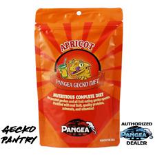 PANGEA APRICOT FRUIT MIX COMPLETE GECKO DIET / FOOD 2oz