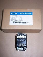 NEW EATON Cutler Hammer BFD20L BFD Control Relay 250v DC 10 amp  24v VDC Coil