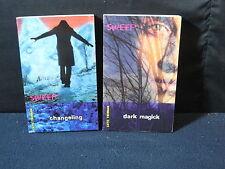 Cate Tiernan: Dark Magick and Changeling (PB) - Incl Shipping!