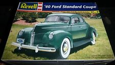 REVELL 85-2387 1940 FORD STANDARD COUPE 1/25 Model Car Mountain fs