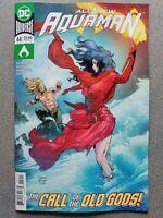 AQUAMAN #44a (2019 DC Universe Comics) ~ VF/NM Book