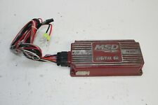 MSD 6201 Universal Digital 6A Ignition Box Controller Ford Chevy