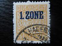 SCHLESWIG GERMAN PLEBISCITES Mi. #21 used stamp! CV $12.00