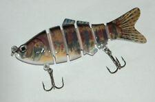 Leurre ariculé réaliste Live Oléron IØ pêche mer rivière 10cm 18g N°27