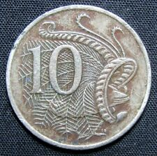 1983 Australia 10 Cents Coin
