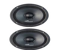 """(2) Audiopipe APMB-6SB-C 6"""" Low Mid Speaker 250 Watts Peak / 125w Rms (PAIR)"""